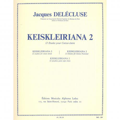 Keiskleiriana 2 by Jacques Delecluse