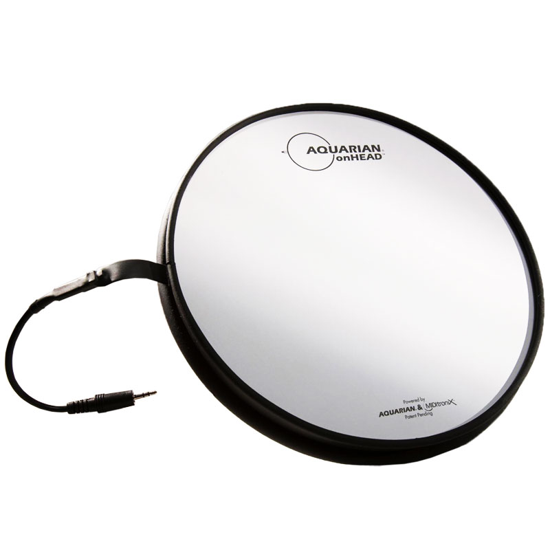 "Aquarian 20"" onHEAD Portable Electronic Drum Surface"