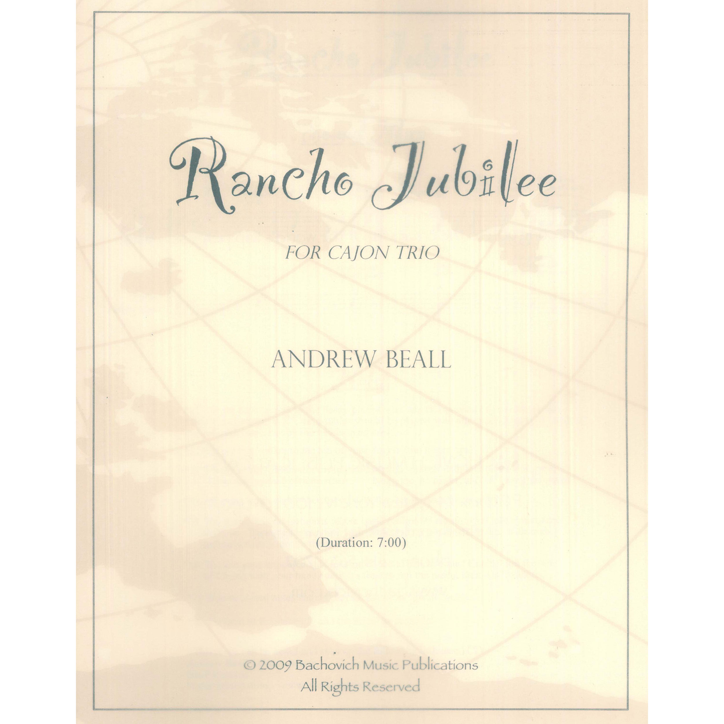 Rancho Jubilee by Andrew Beall