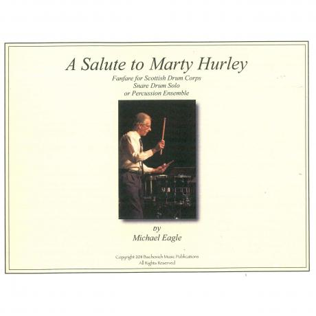 Salute to Marty Hurley by Michael Eagle