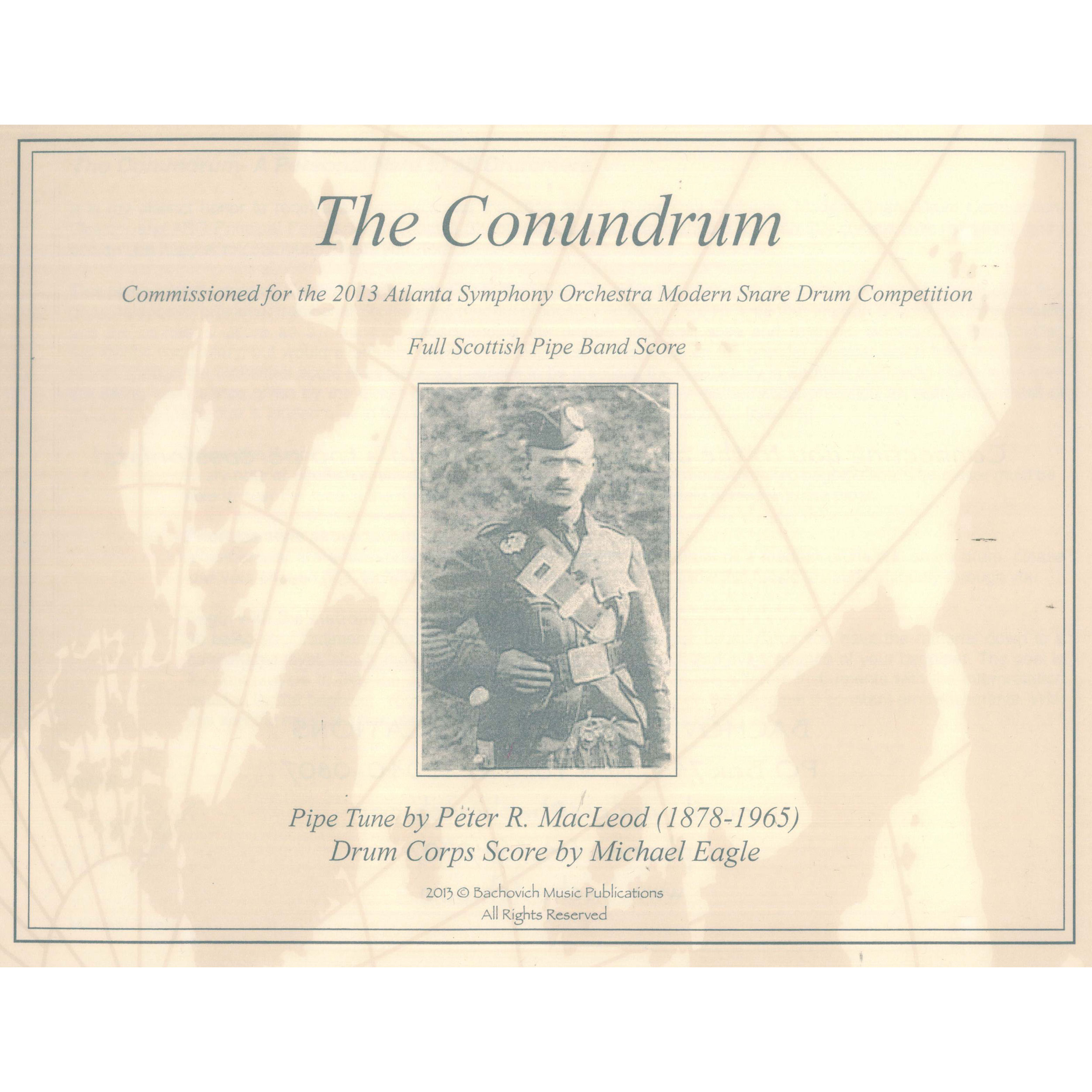 The Conundrum by Michael Eagle