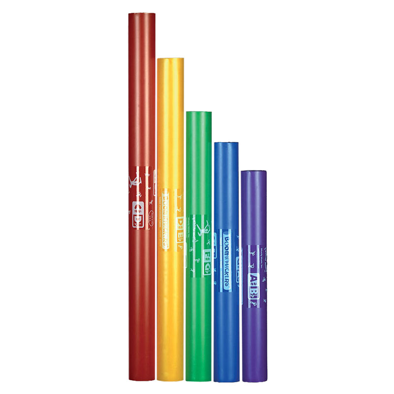 Boomwhackers Chromatic Boomwhacker Set