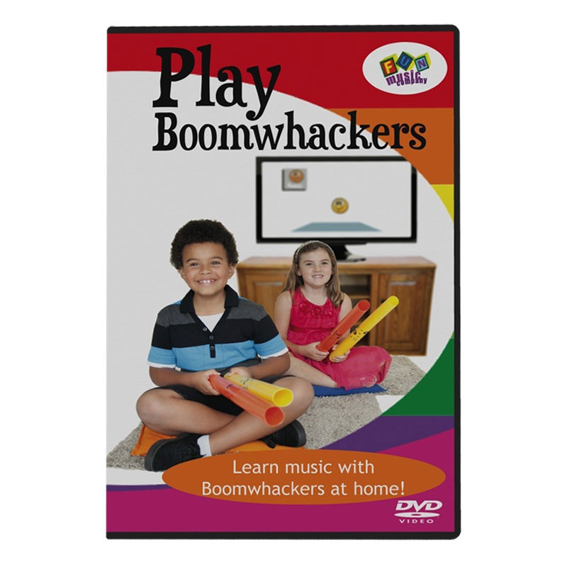 Boomwhackers Play Boomwhackers DVD