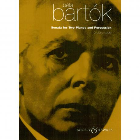 Sonata for Two Pianos and Percussion by Bela Bartok