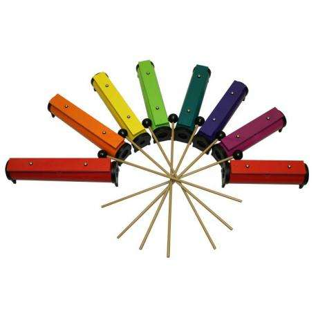 Chromanotes Chroma Notes Tube Resonator Bells