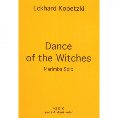 Dance of Witches by Eckhard Kopetzki