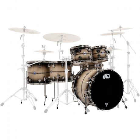 DW Ltd Edition 45th Anniversary Collector's Exotic Stradivarius 6-Pc Drum Set Shell Pack (22