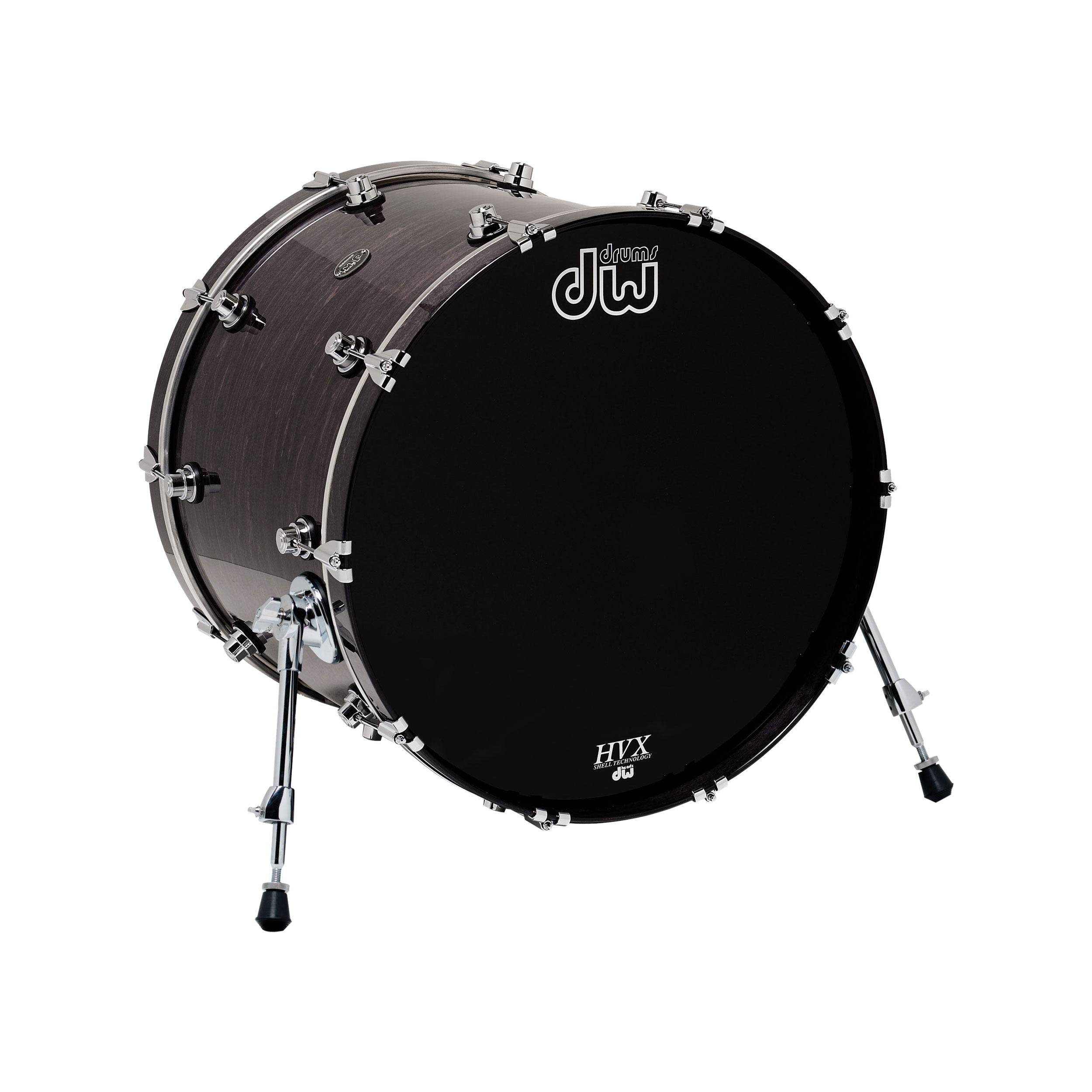 "DW 16"" (Deep) x 20"" (Diameter) Performance Series Bass Drum"