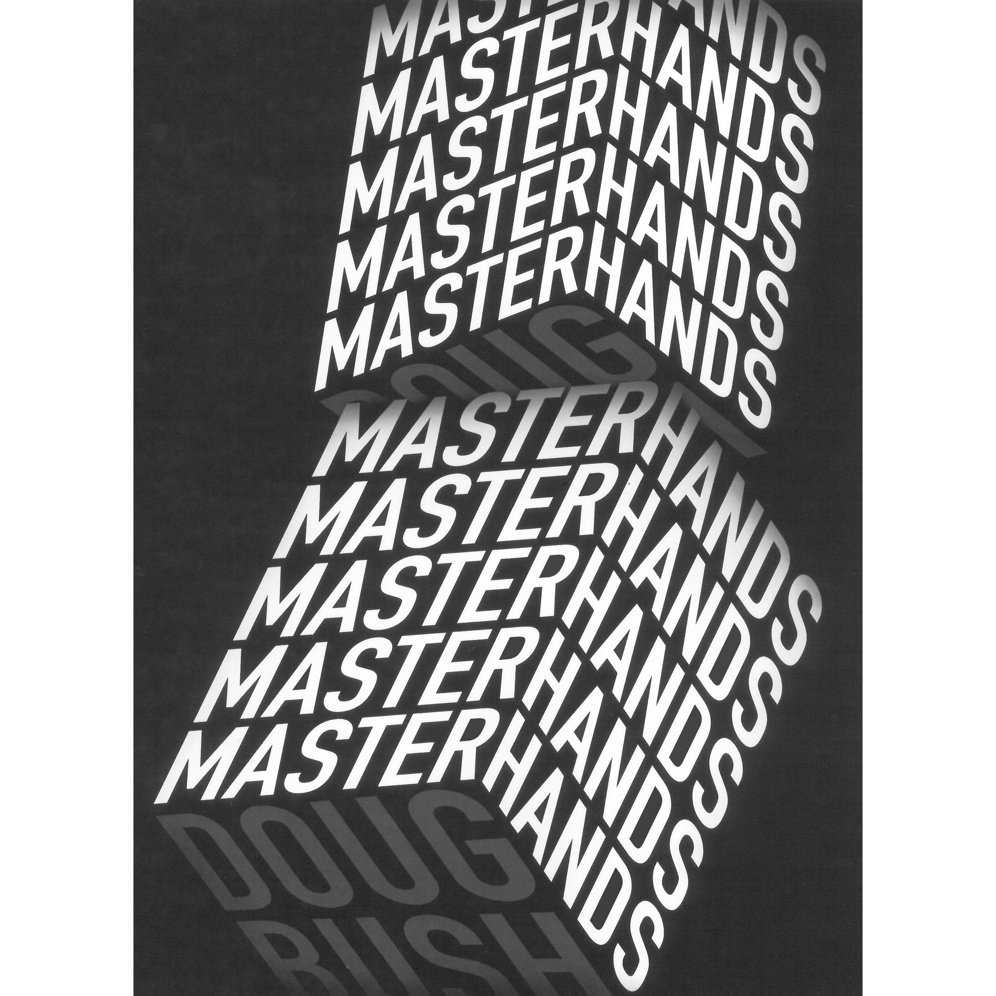 Master Hands by Doug Bush
