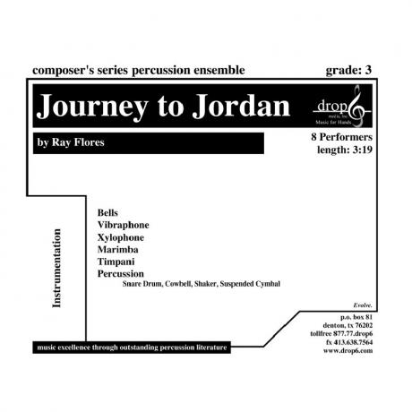 Journey to Jordan by Ray Flores