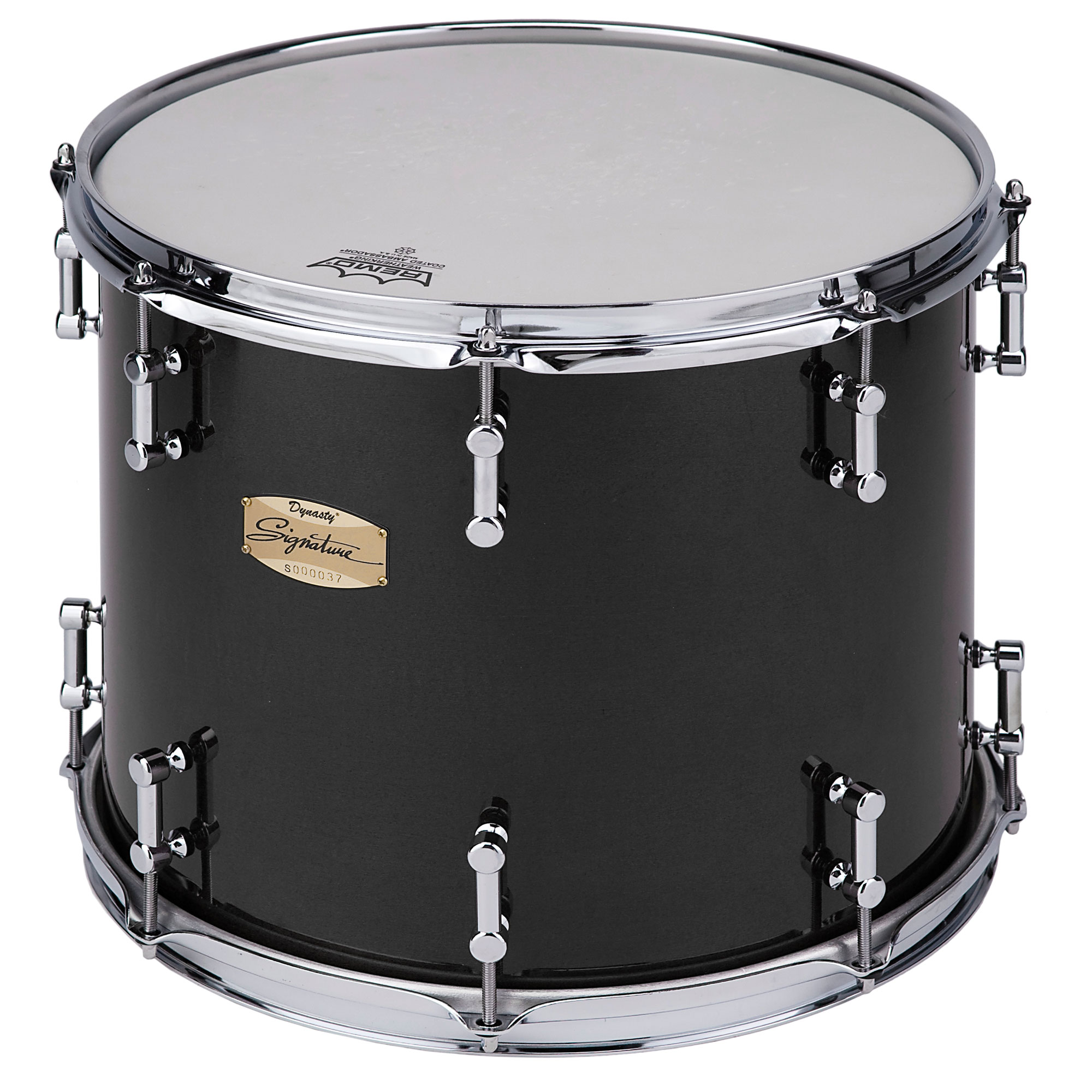 Tom Tom Drum ~ Dynasty quot signature professional double headed