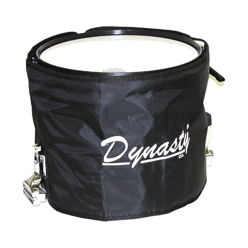 "Dynasty Black 14"" (Diameter) x 12"" (Deep) Snare Drum Cover"