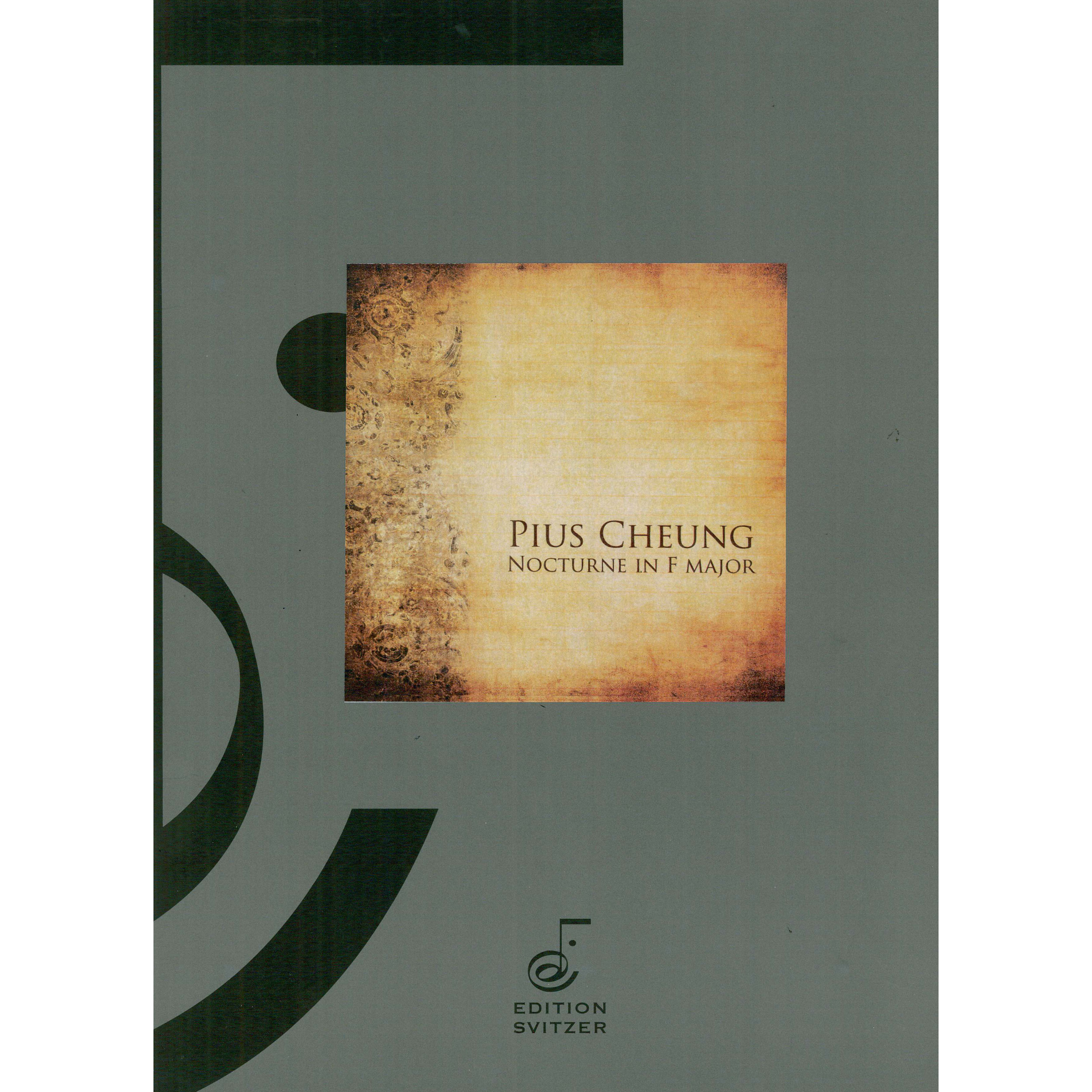Nocturne in F Major by Pius Cheung