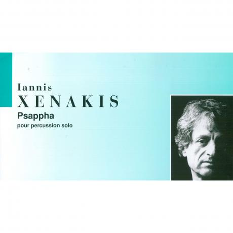 Psappha by Iannis Xenakis