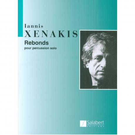 Rebonds by Iannis Xenakis
