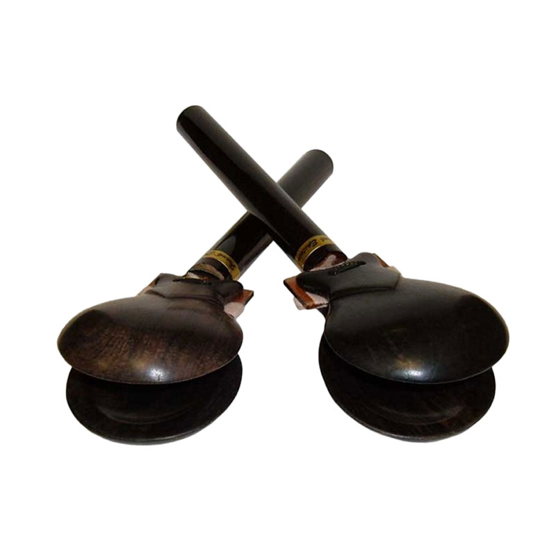 "Epstein 2 "" Medium Grenadillo Castanets"