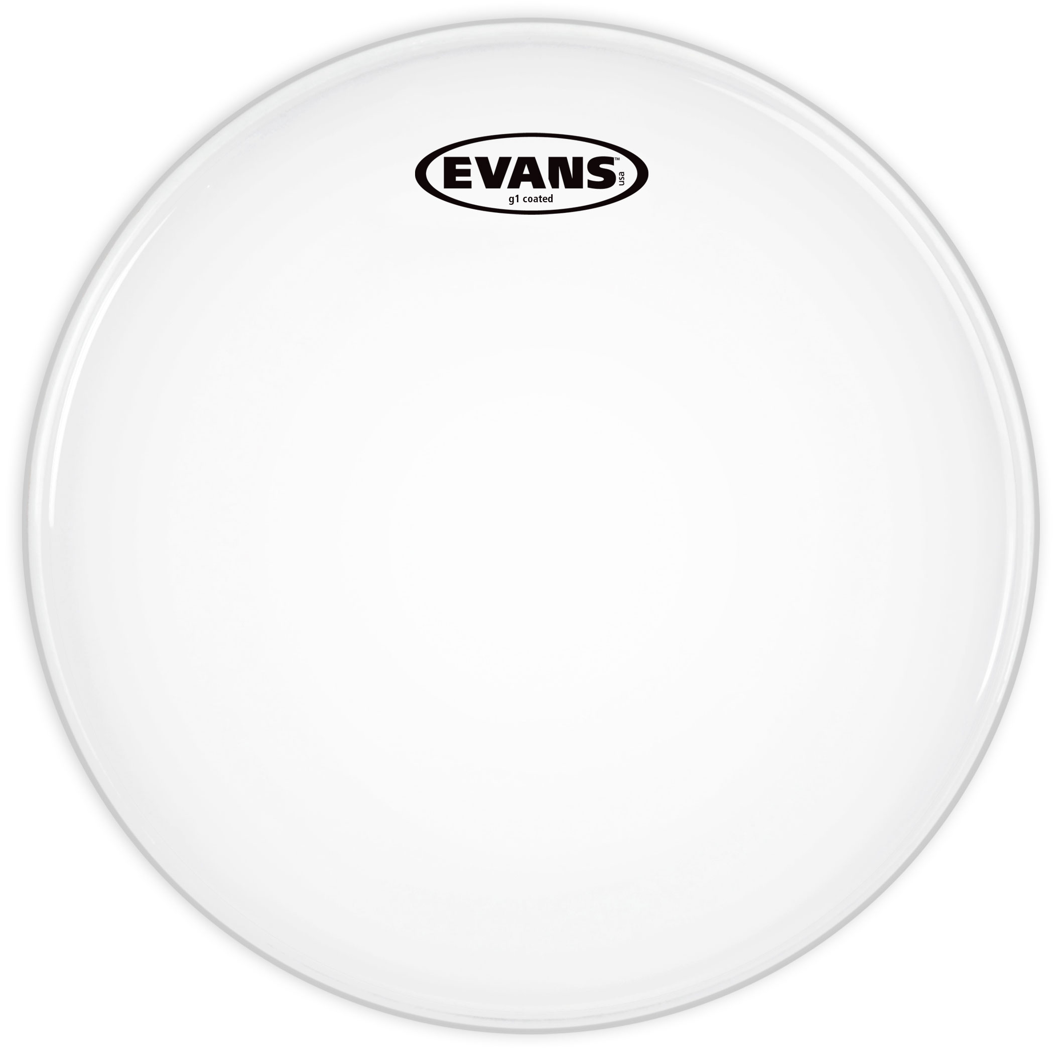 "Evans 22"" G1 Coated Bass Head"