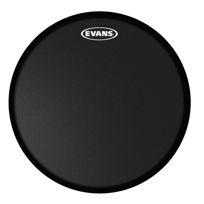 "Evans 13"" Control Screen Marching Snare Muffling System"