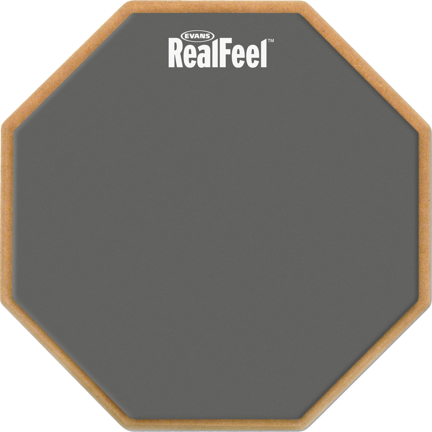 "Evans 6"" RealFeel Double-Sided Speed & Workout Practice Pad"