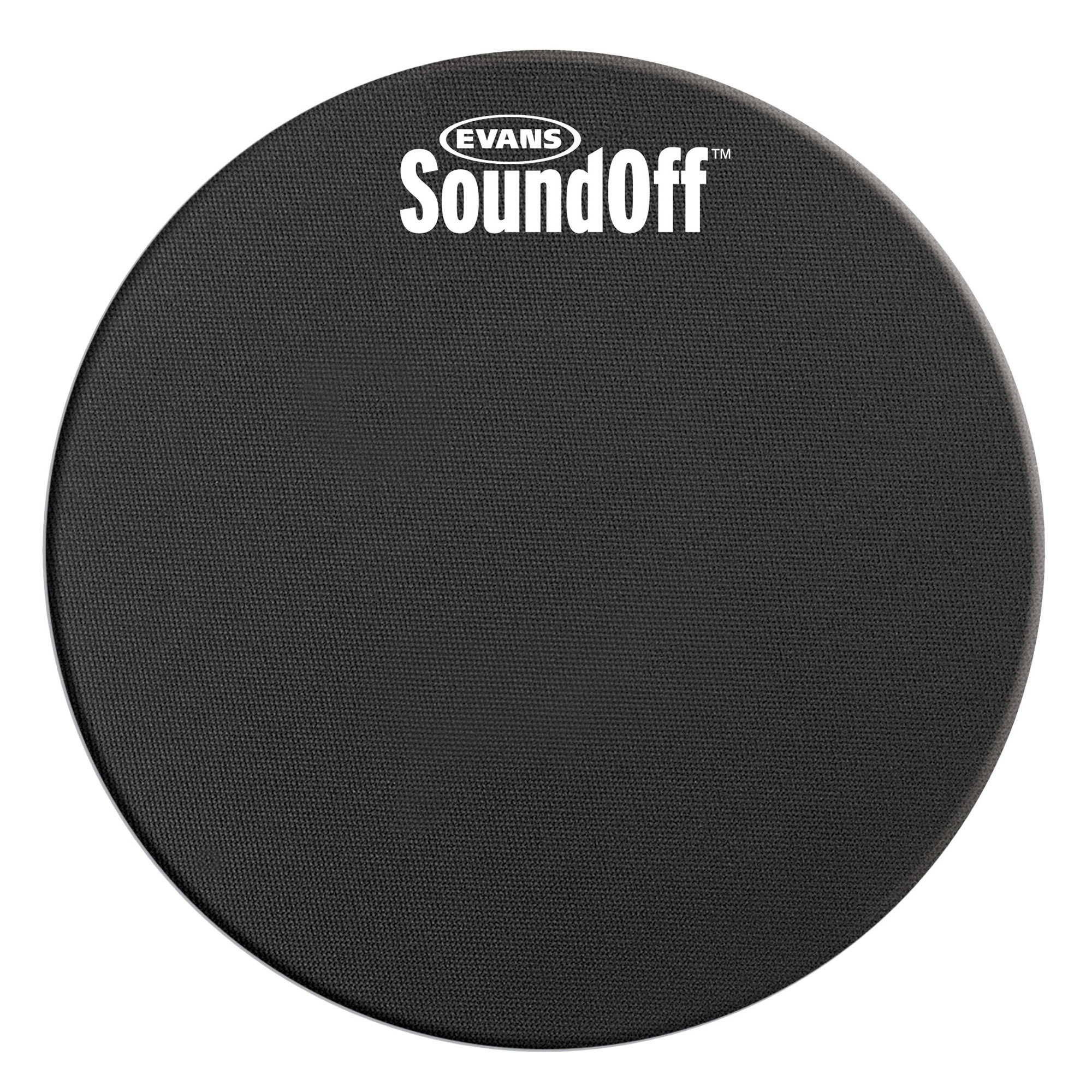 "Evans 12"" Sound Off Drum Mute"