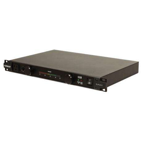 Furman Rack Mount Power Conditioner with Voltmeter