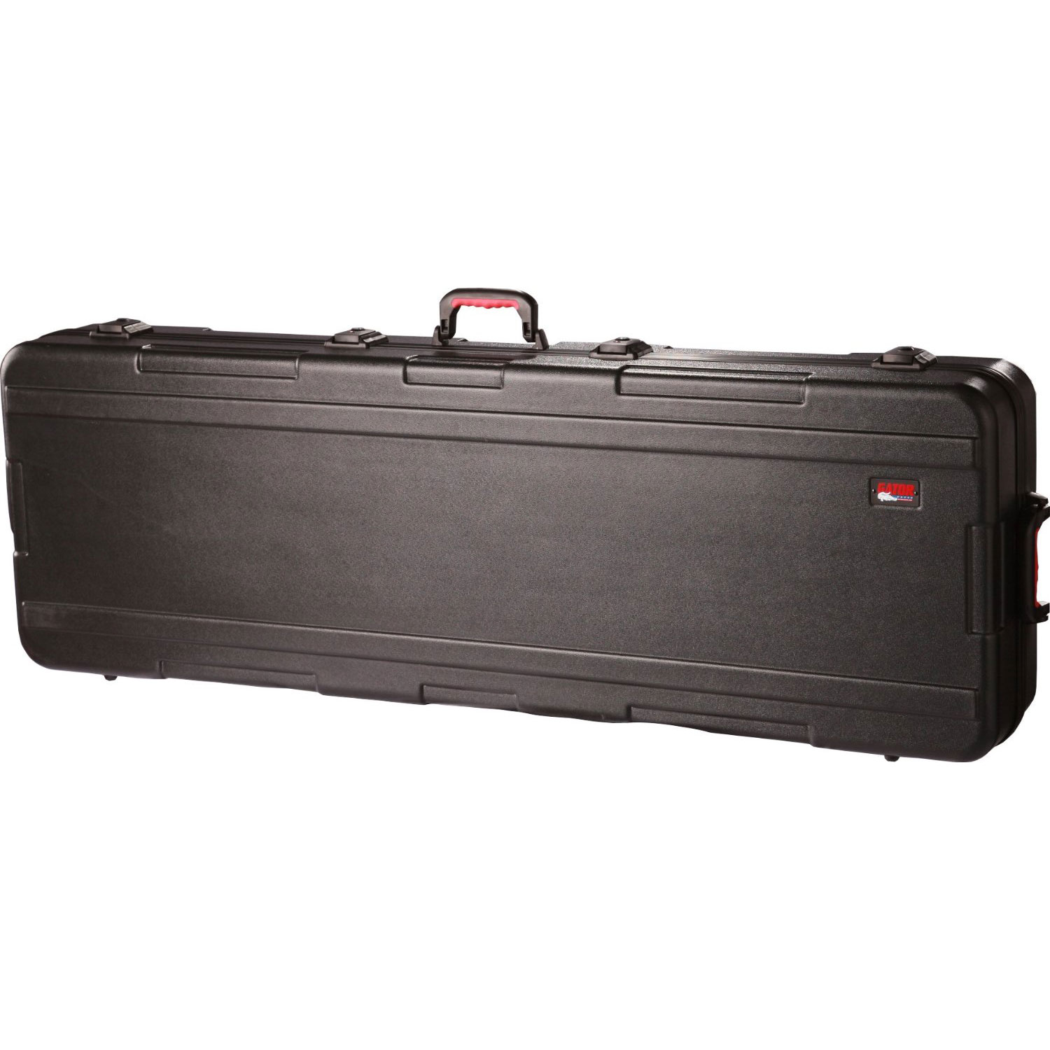 Gator Cases ATA Molded Extra Deep Hard Case for 88-Key Synthesizer/Keyboard
