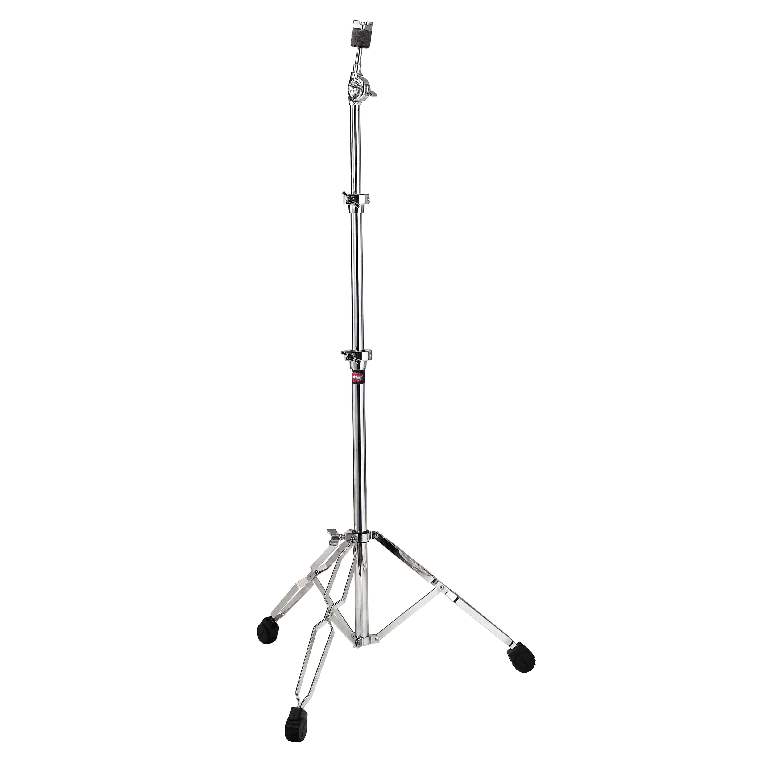 Gibraltar Medium Weight Double-Braced Straight Cymbal Stand
