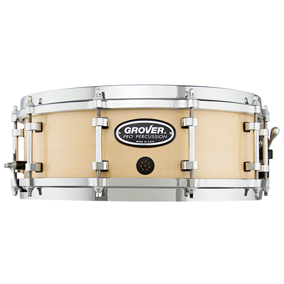 "Grover Pro 5"" x 14"" G1 Maple Concert Snare Drum"
