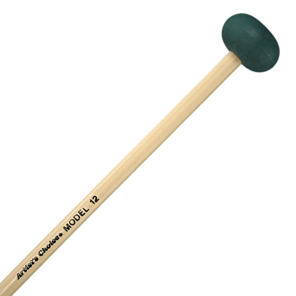 "Grover Pro Medium Rubber ""Fat Head"" Solo Xylophone Mallets"