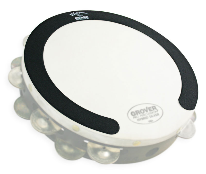 "Grover Pro 8"" Tambourine Roll Ring"