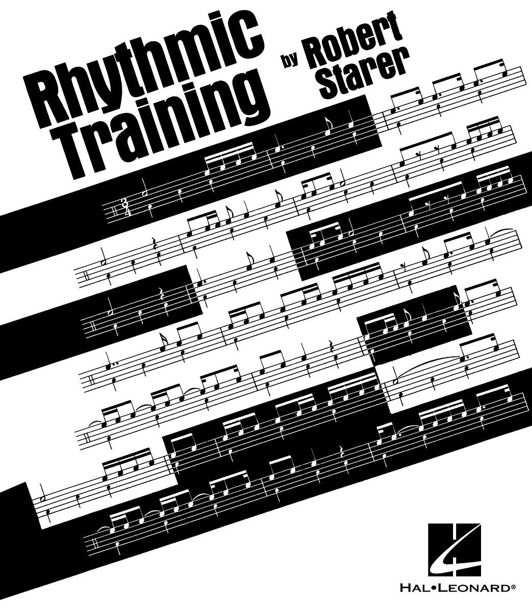 Rhythmic Training Instructional Book by Robert Starer
