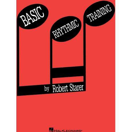Basic Rhythmic Training by Robert Starer