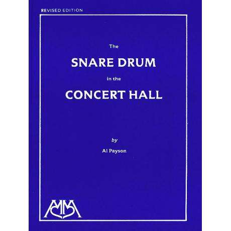 Snare Drum in the Concert Hall by Al Payson