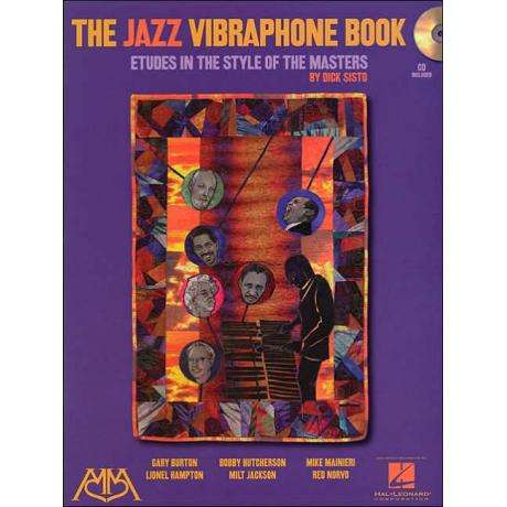 The Jazz Vibraphone Book by Dick Sisto