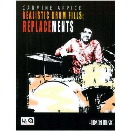 Realistic Drum Fills: Replacements by Carmine Appice