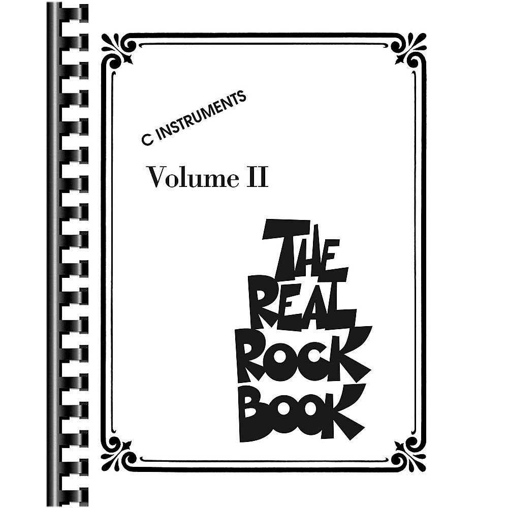 The Real Rock Book Volume II