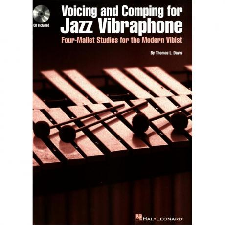 Voicing and Comping for Jazz Vibraphone by Thomas L. Davis
