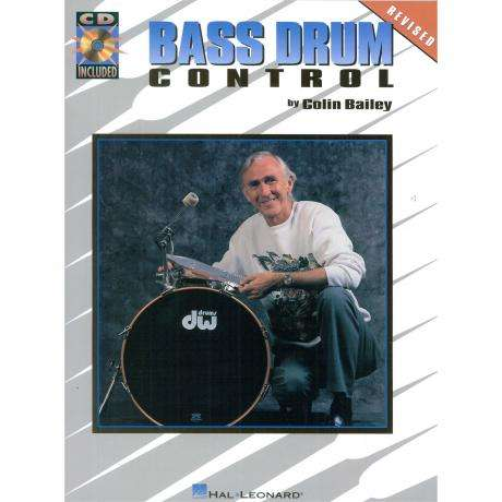 Bass Drum Control by Colin Bailey