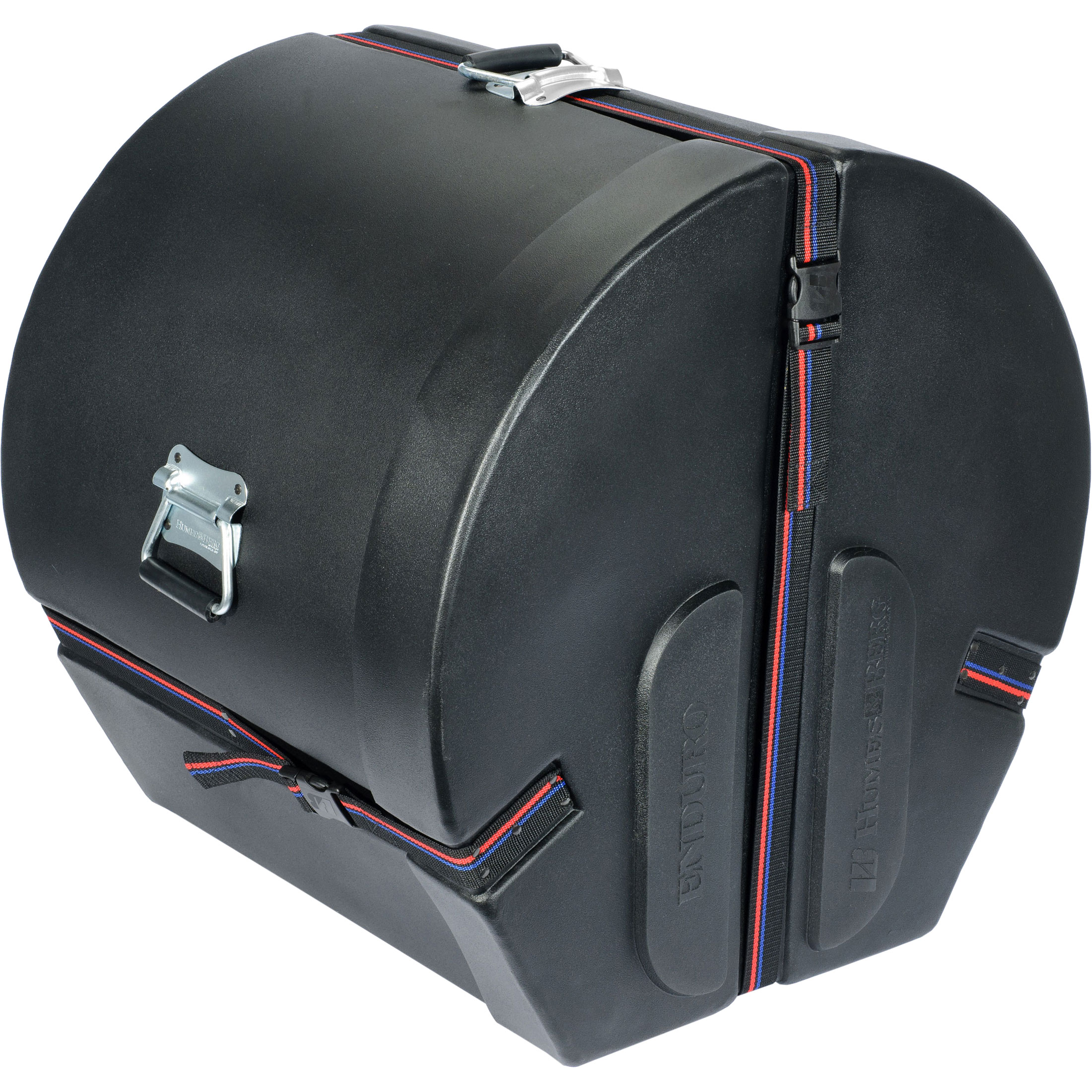 "Humes & Berg 10"" (Deep) x 26"" (Diameter) Enduro Bass Case"