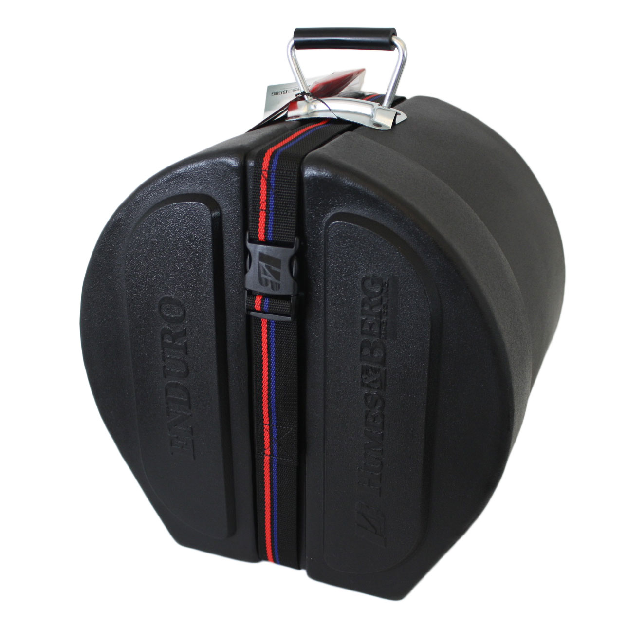 "Humes & Berg 7"" (Deep) x 10"" (Diameter) Enduro Foam-Lined Tom Case"