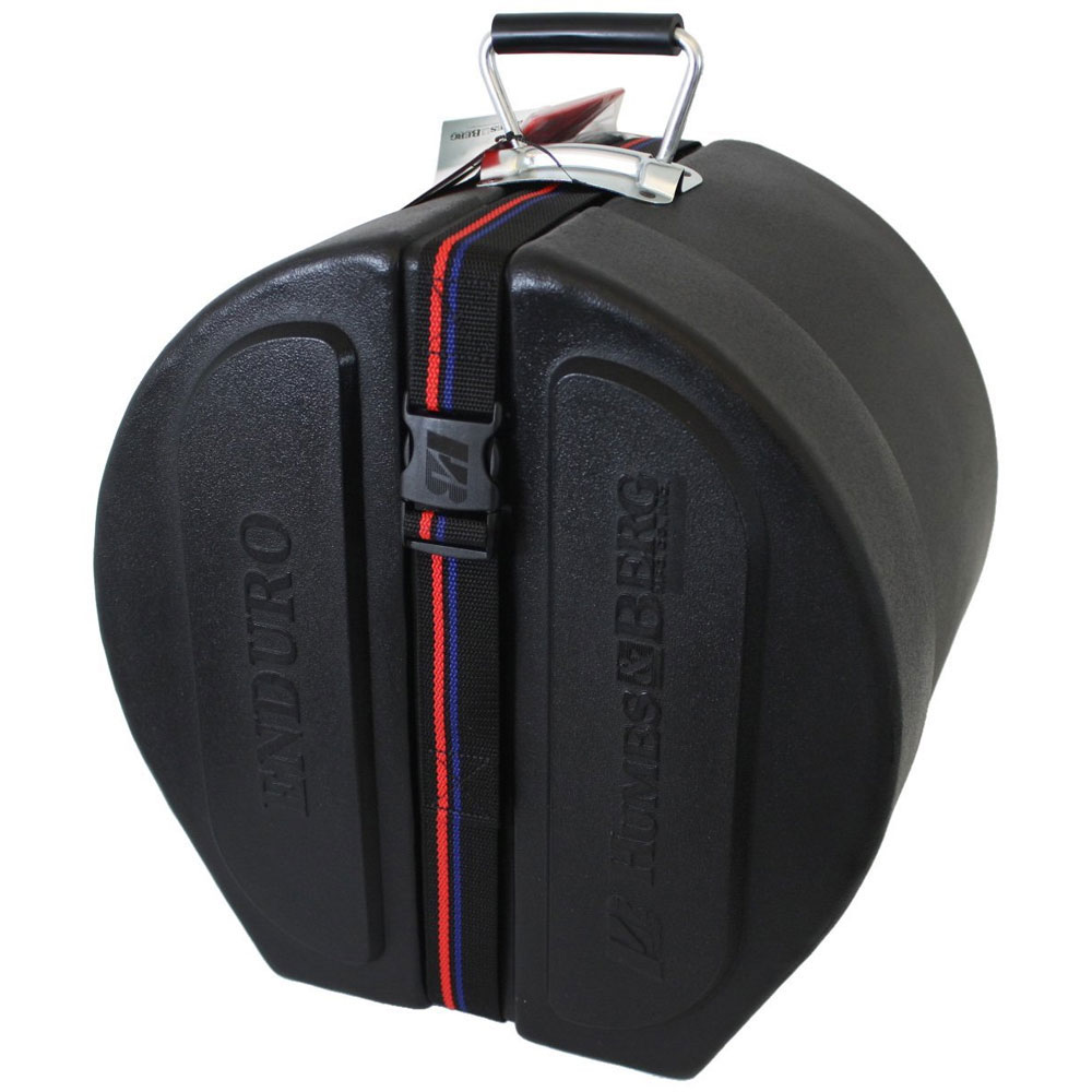 "Humes & Berg 13"" (Deep) x 15"" (Diameter) Enduro Foam-Lined Tom Case"