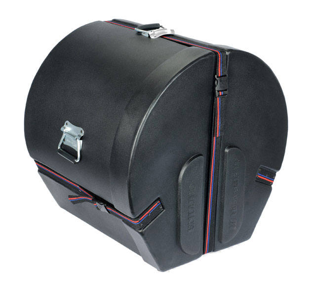 "Humes & Berg 18"" (Deep) x 18"" (Diameter) Enduro Bass Case"