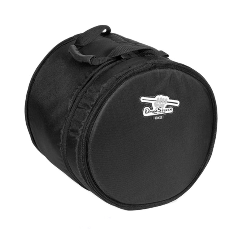 "Humes & Berg 8"" (Deep) x 12"" (Diameter) Drum Seeker Tom Bag/Soft Case"