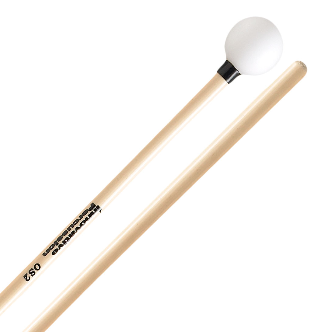 Innovative Percussion OS2 Orchestral Series Full, Hard Xylophone Mallets