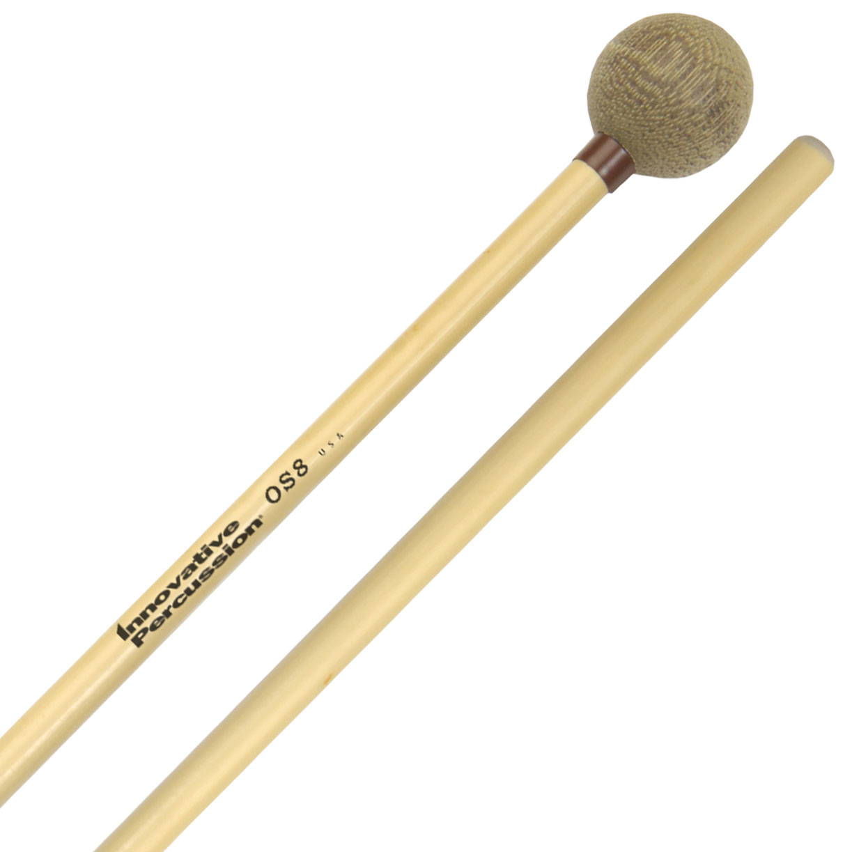 Innovative Percussion OS8 Orchestral Series Large Size Extremely Bright Xylophone/Glockenspiel Mallets