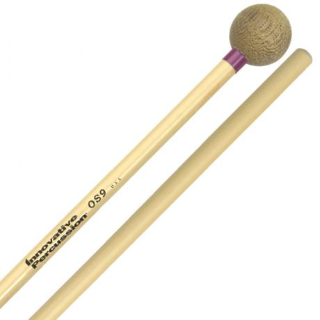 Innovative Percussion OS9 Orchestral Series Medium Size Extremely Bright Xylophone/Glockenspiel Mallets