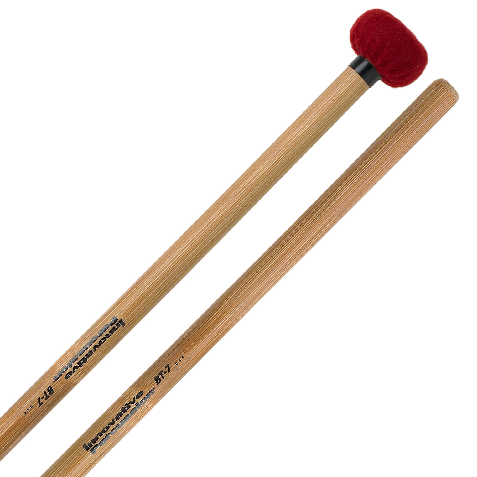 Innovative Percussion Bamboo Series Ultra Staccato Timpani Mallets
