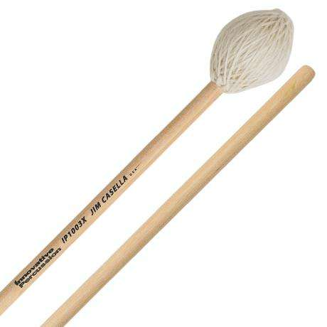 Innovative Percussion IP1003X Jim Casella Heavy Signature Hard Marimba Mallets