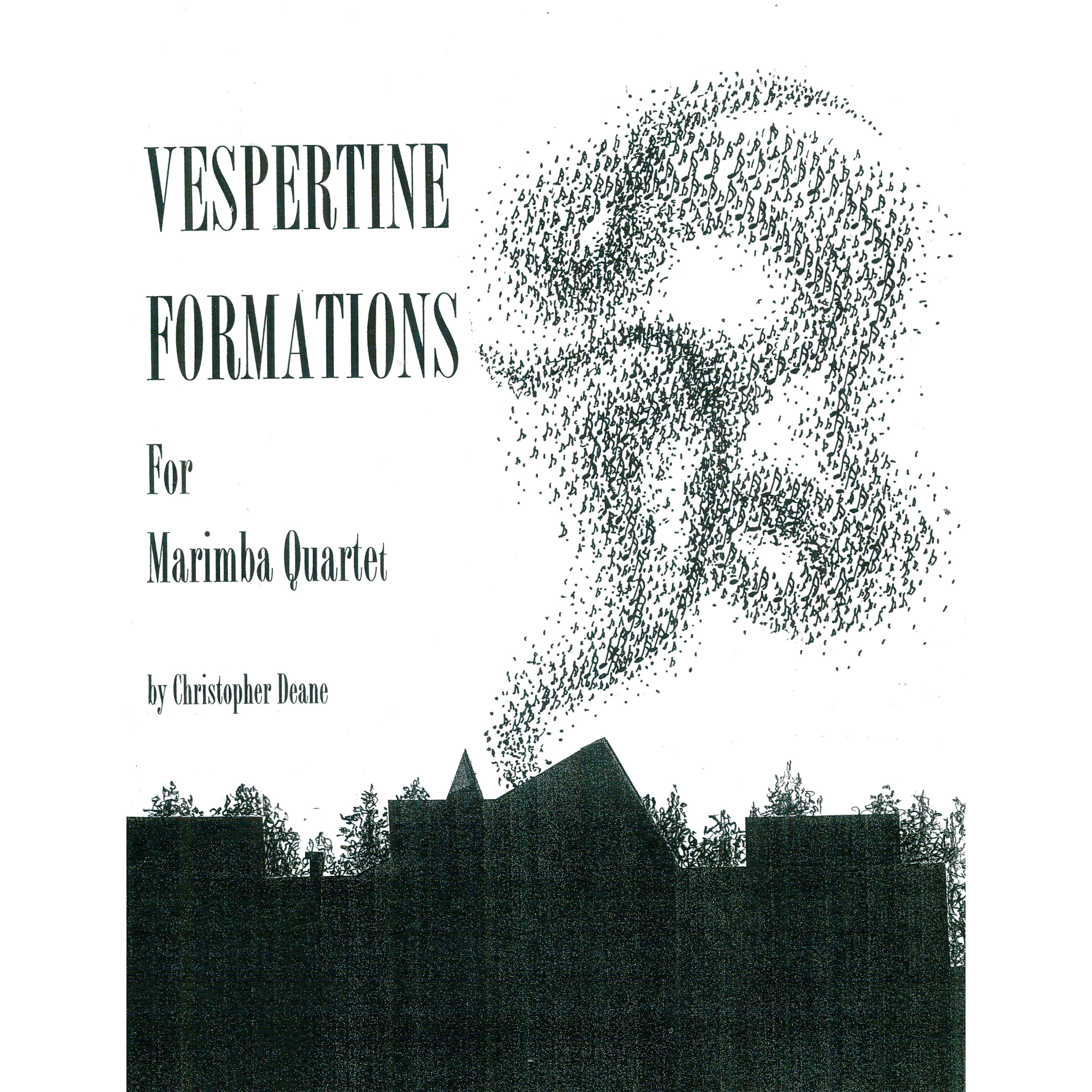 Vespertine Formations by Christopher Deane