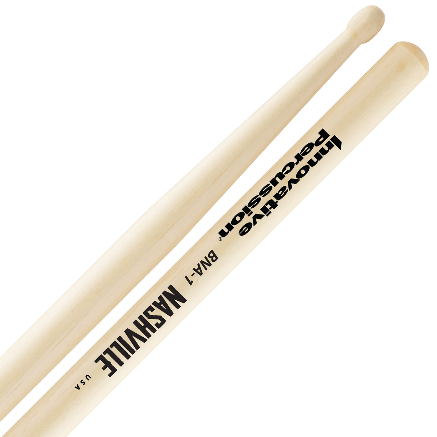 Innovative Percussion Nashville White Hickory Drumsticks
